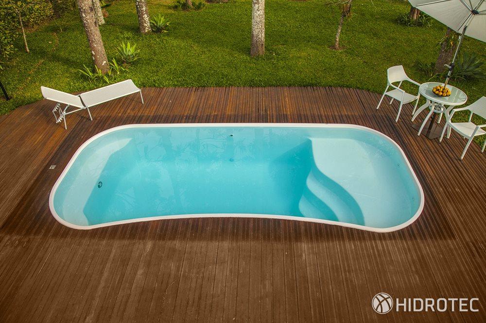 Piscina de fibra kisol master piscinas de fibra for Piscinas de fibra instaladas