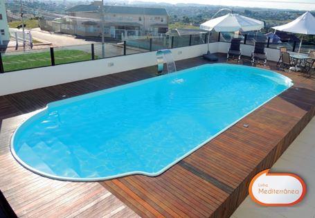 piscina de fibra kisol mediterrnea - Piscinas De Fibra
