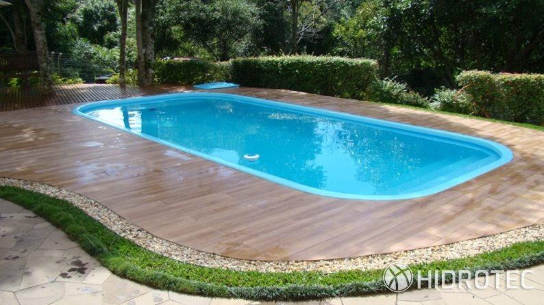 Piscina de fibra mega retangular spa piscinas de fibra - Piscinas de fibra ...